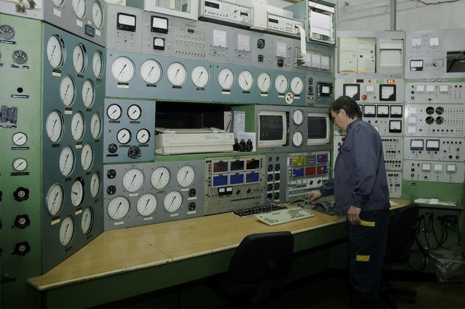 Тестова станция авиобаза Крумово