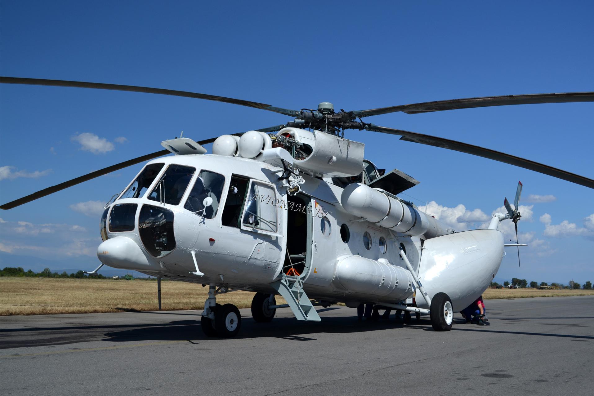 Fighter Jets For Sale >> Mi-8MTV-1